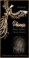 Invitation Phoenix presents MEVA