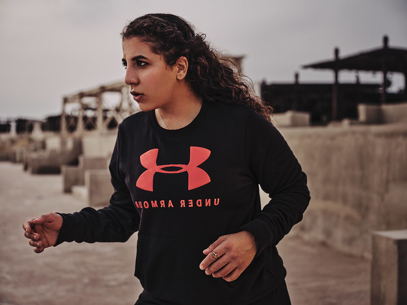 Kanzy x Under Armour by Waleed Shah 124