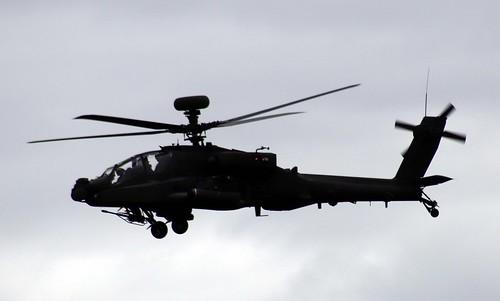 ZJ210 Apache AH.1 Shawbury 16-7-20