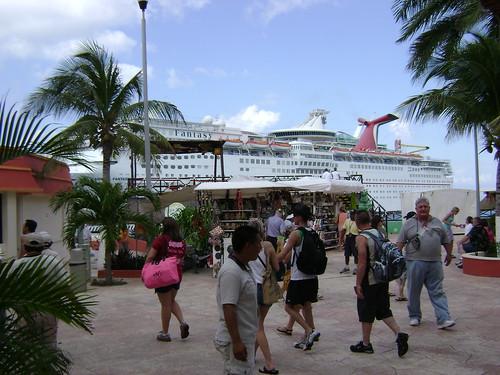 Carnival Fantasy - December 2009