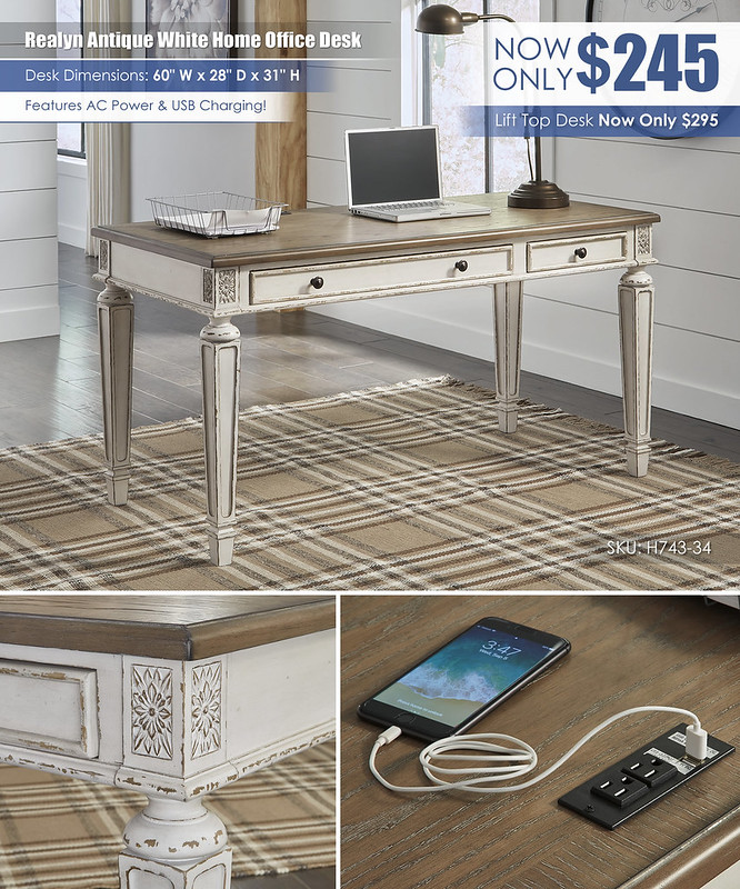 Realyn Home Office Desk_H743-34