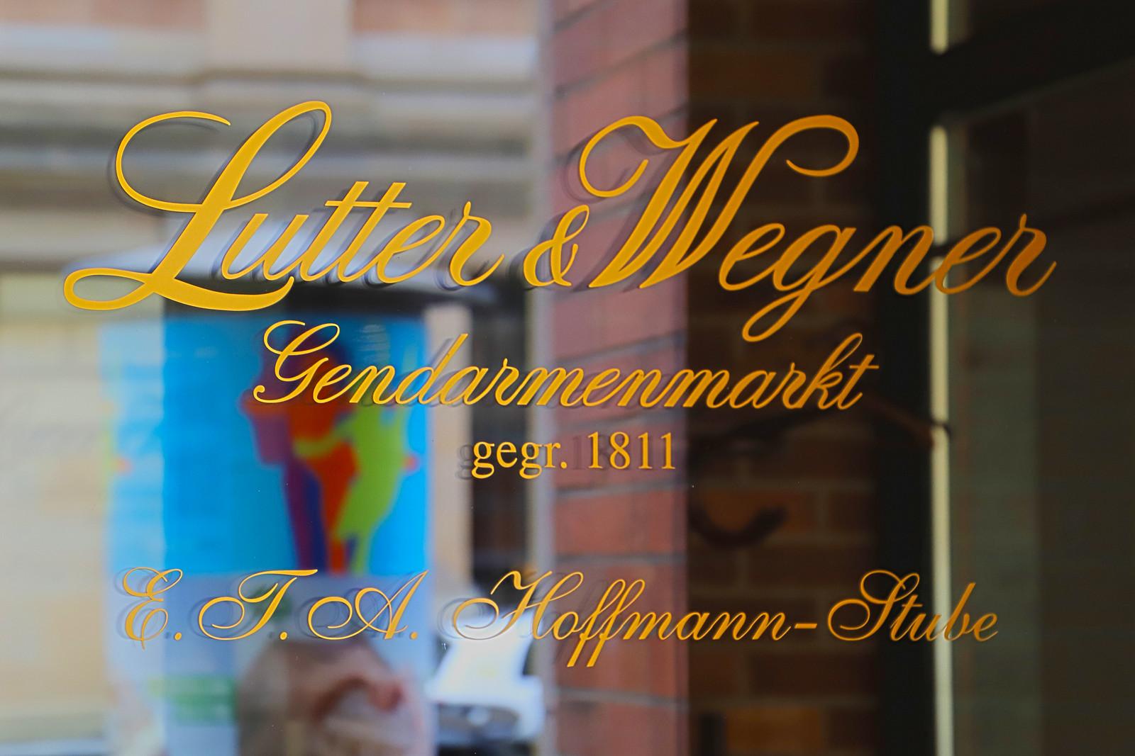 Lutter & Wegner Berlin