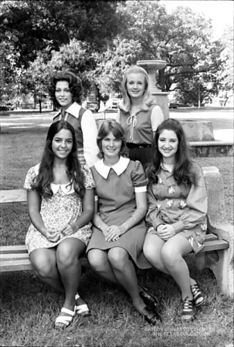 Baylor University Students-1972-73, Group