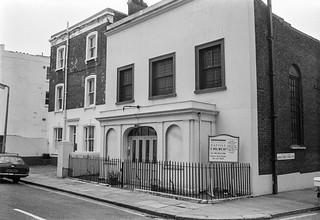 Baptist Church, Kensington Place, Kensington, Kensington & Chelsea, 1987  87-11e-61-positive_2400