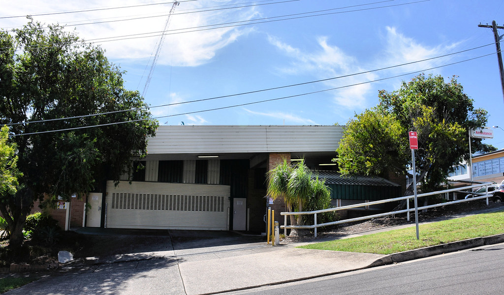 Ambulance Station, Drummoyne, Sydney, NSW.
