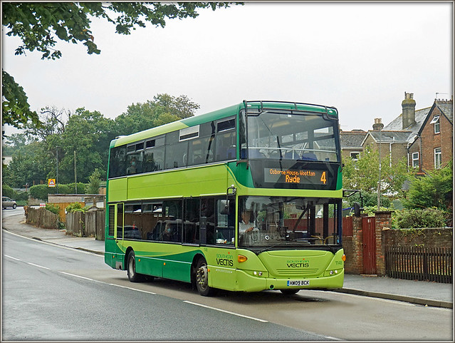 Southern Vectis 1148, Well Road