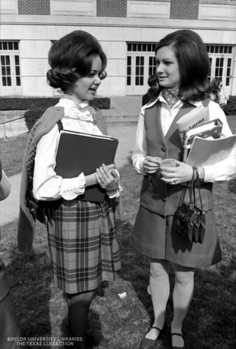 Baylor University Students-1968-69