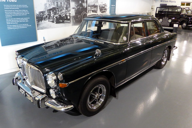 1971 Rover P5B - JGY 280 - Owned by the Queen - British Transport Museum Gaydon 11Aug20
