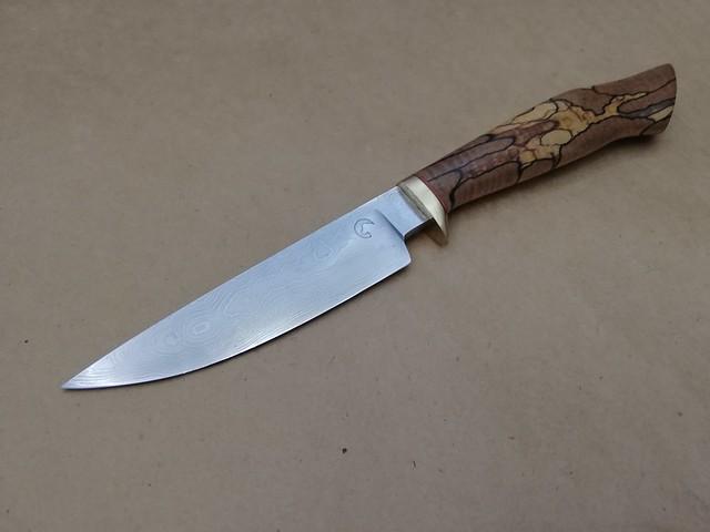 177. Damascus hunter