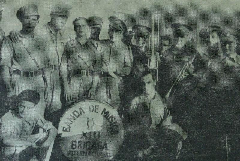Orkiestra XIII Brygady Międzynarodowej