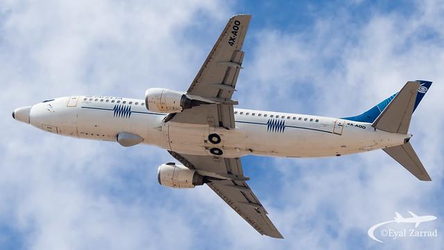 TLV - IAI ELTA Electronics Boeing 737-400 4X-AOO