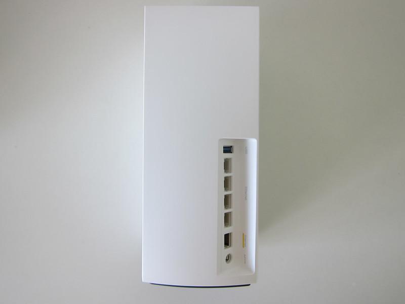 Linksys Velop MX5300 Wi-Fi 6 - Back