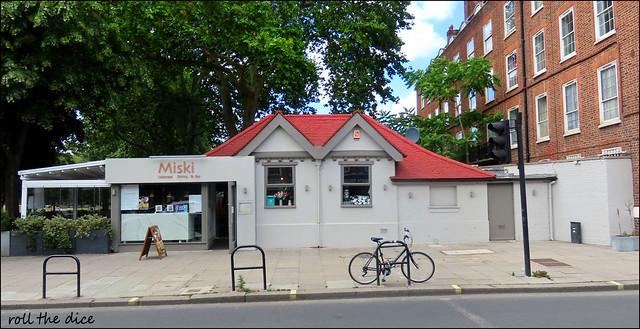 Public Conveniences/Toilets`Eel Brook Common