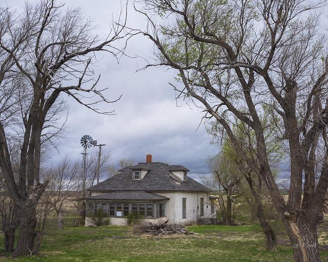 Deserted Homestead