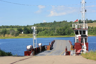 Gagetown Ferry | by Faceyman