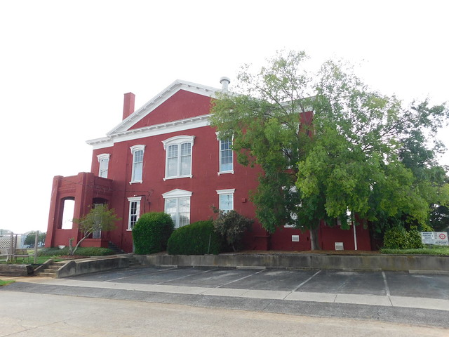 (Old) Spalding County Courthouse & Jail