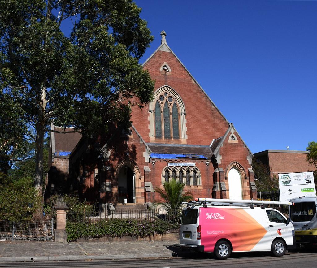 Korean Canaan Prebyterian Church, Petersham, Sydney, NSW.