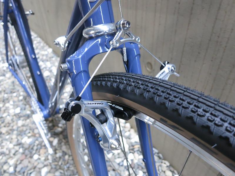 SURLY Cross Check Alfine Blue Brake