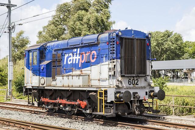 NL Railpro 602 Amsterdam 28-06-2020