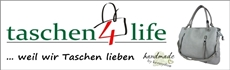 taschen4life Banner
