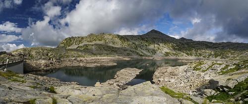Lago della Vacca - Pano