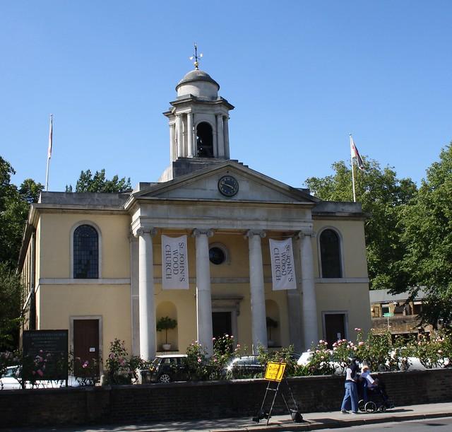 St Johns Wood Church