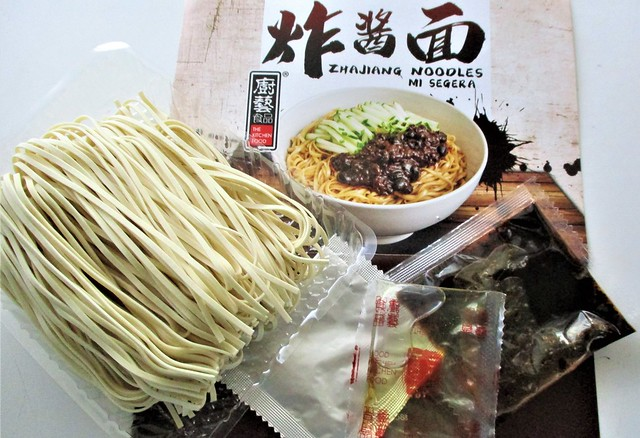 The Kitchen Food zhajiang noodles