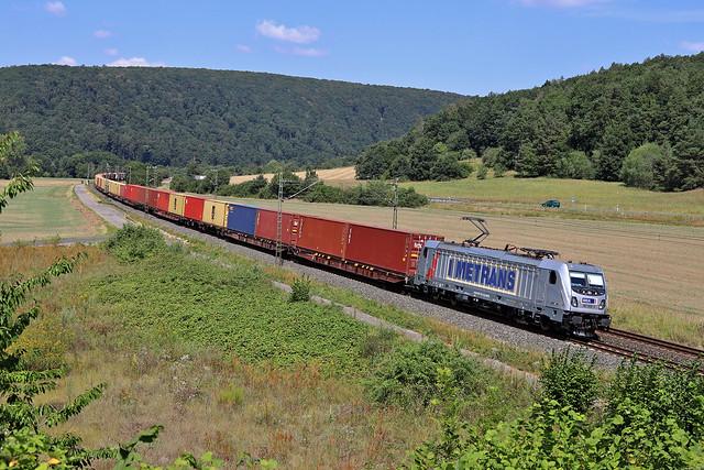 Metrans 187 510 Harrbach (D) 5 augustus 2020