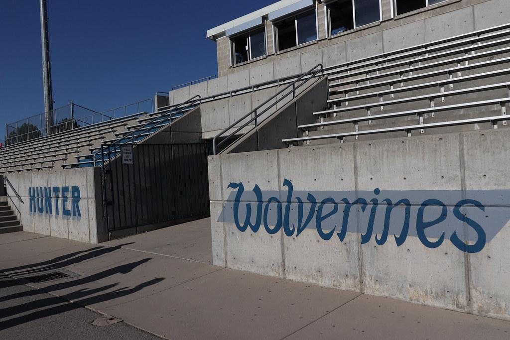 Ed Mayne Stadium, Hunter HS, West Valley City, UT