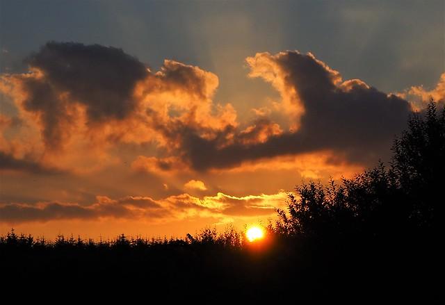 Sunrise in West Cork