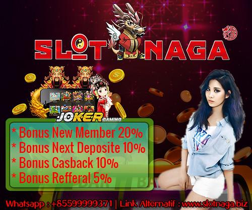 SLOTNAGA - Situs Slot Online Terpercaya - Agen Slot Online Terpercaya - Daftar Slot Online - Joker123 - Slot Ace333 - 828Club - Getkingkong