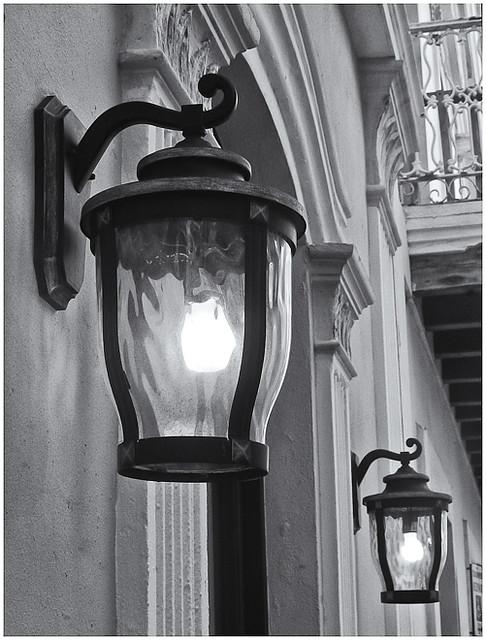Lámparas Callejeras (Street Lamps)