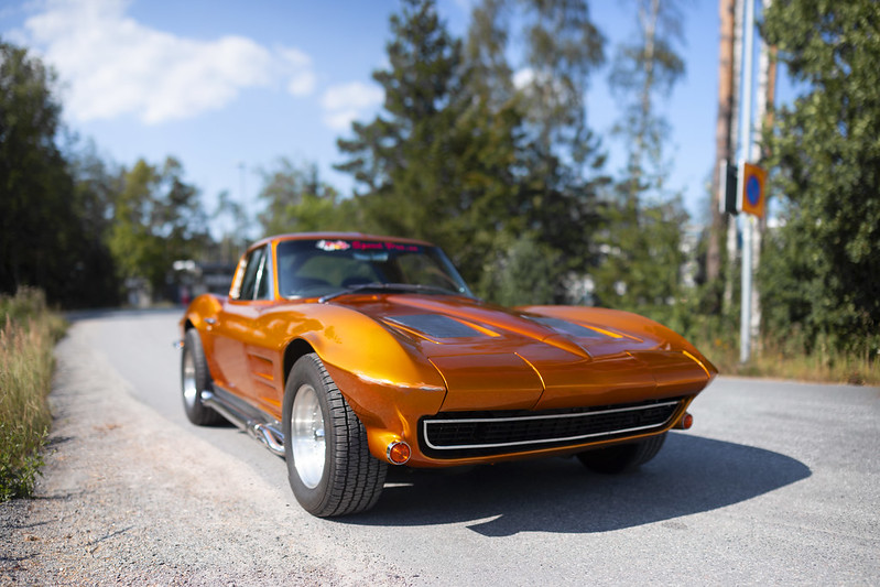 Corvette Sting Ray Coupe