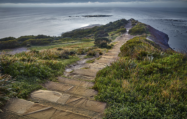 Long Reef Steps - Sydney - NSW