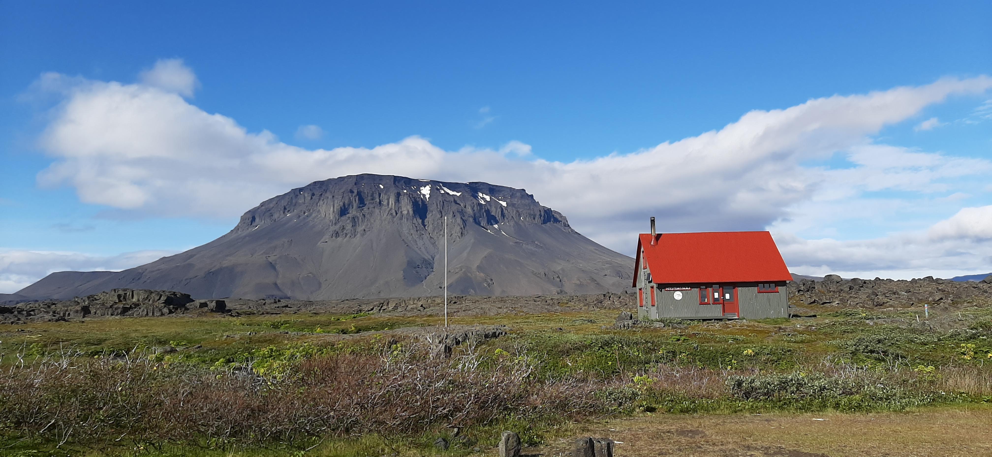 Herðubreiðarlindir, road to Askja, F88