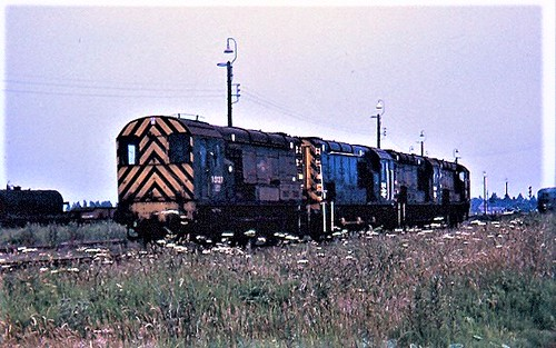 Shunters by Andy Sutton