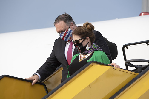 Visit of Secretary Pompeo to Austria