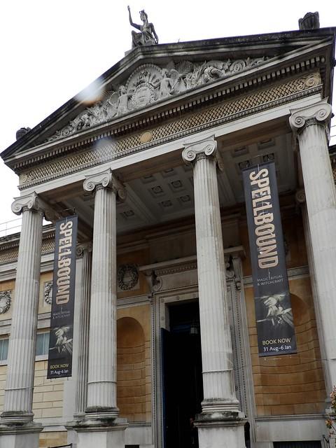 Ashmolean Museum - Oxford, Oxfordshire - 06-10-2018 (122)