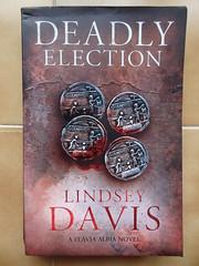 Deadly Election - Lindsey Davis