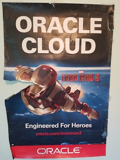 Oracle Cloud strikes Iron Man | by amaah