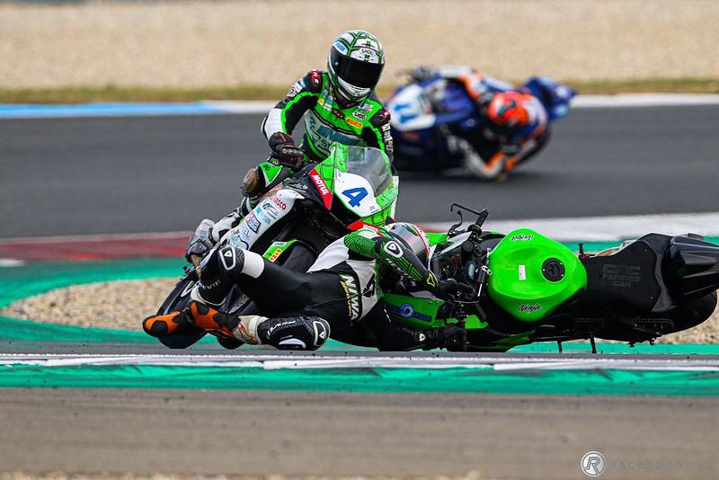 IDM Supersport 600 race 1