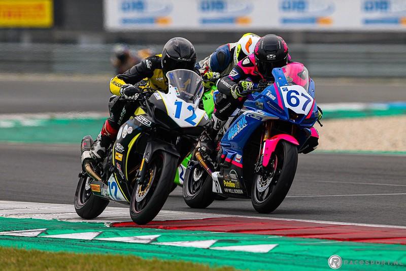 IDM Supersport 300 race 1