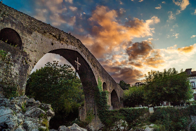Puente Romano de Cangas de Onís - 18-55mm