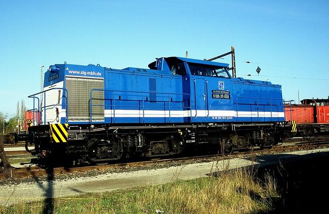LEW 13567  SLG V100-SP-009  Rothensee  13.04.08