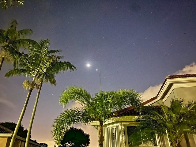 Moon Venus Orion 20200815