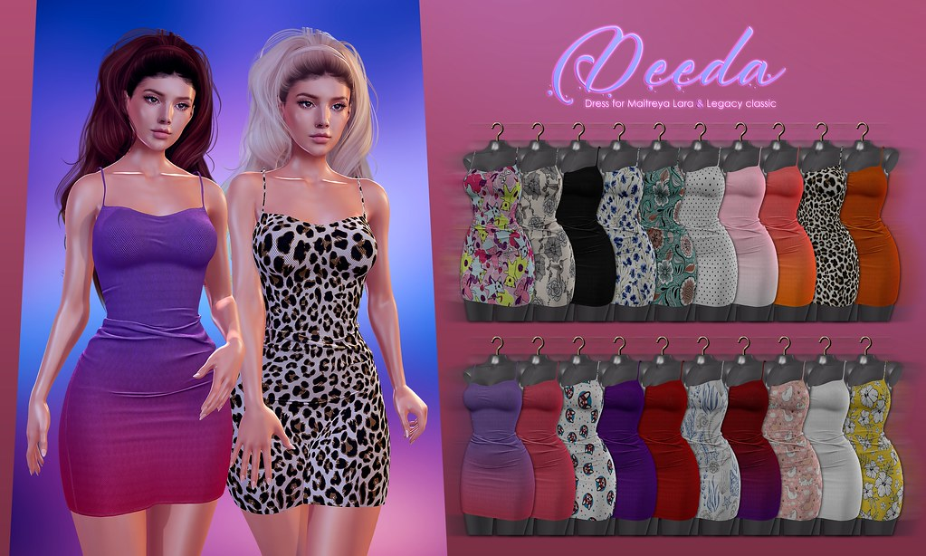 Deeda dress + GIVEAWAY