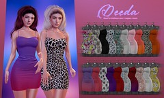 Deeda dress + GIVEAWAY