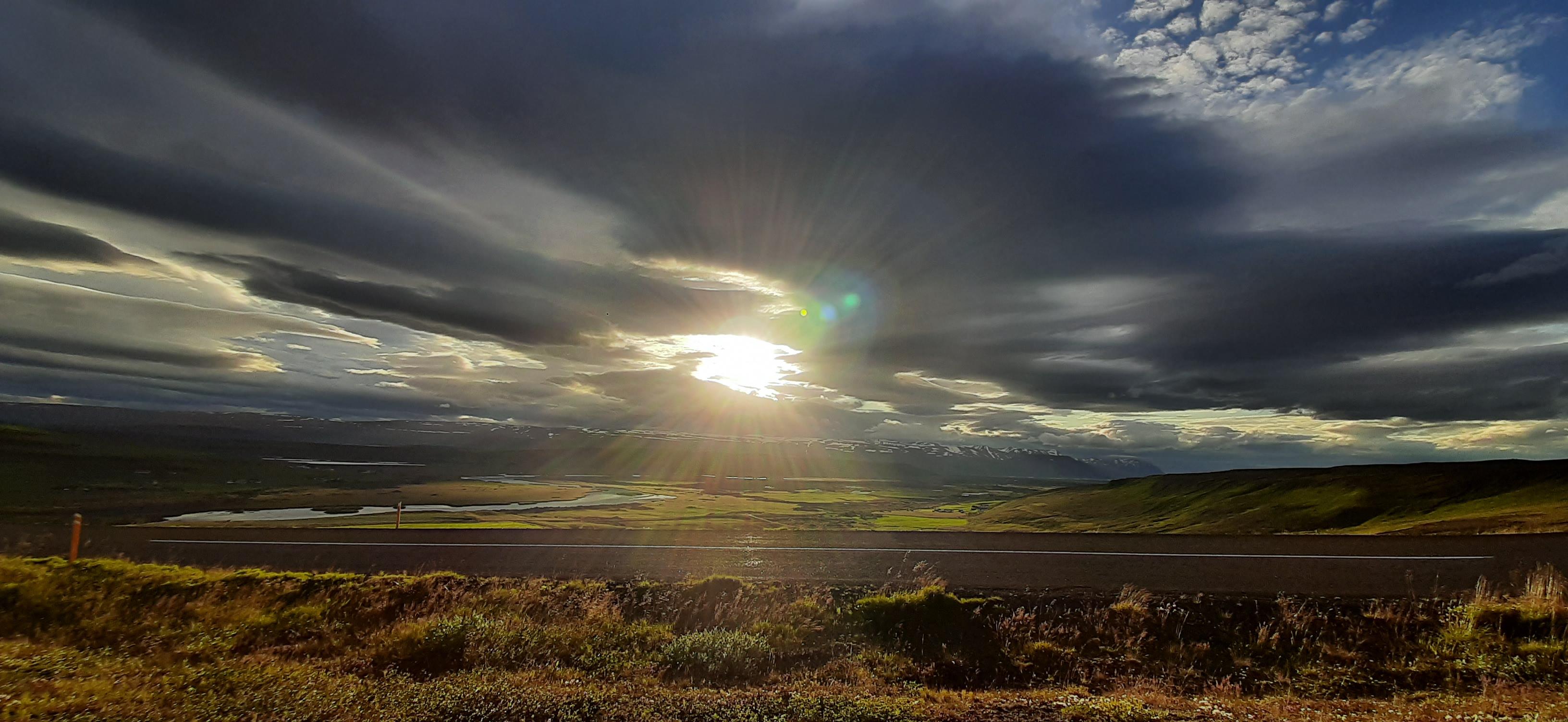Laxá River Valley & Grenjaðarstaður