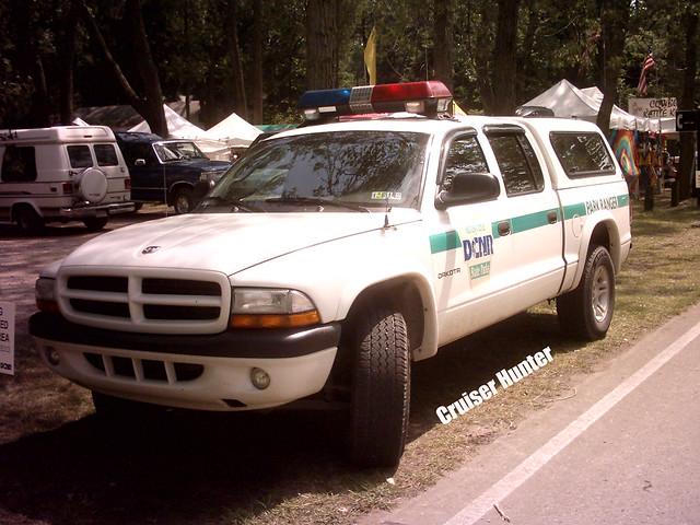 Pennsylvania DCNR State Park Ranger