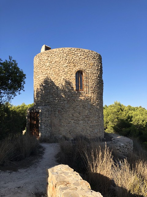 Els molins d Xabia